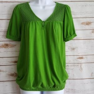 Old Navy Small Green blouse